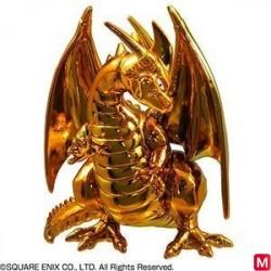 Dragon Quest Metallic Monsters Gallery Great Dragon Figure japan plush