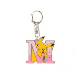 Keychain M japan plush