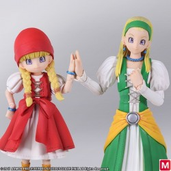 Dragon Quest XI Echoes of an Elusive Age Bring Arts Veronica & Serena Figurines Version Limitee japan plush