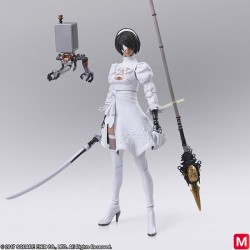 NieR Automata Figure BRING ARTS Jorha 2 Type B Version 2.0