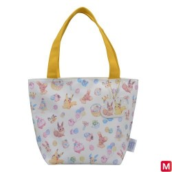 Mini tote bag Easter Garden Party japan plush