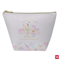Pouch Eevee flowers japan plush