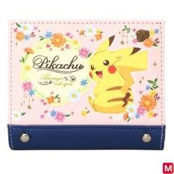 Ic Card Coin Case Pikachu japan plush