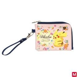 Ic Card Case Wallet Pikachu japan plush