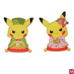 Pin's Sakura and Tea Ceremony japan plush
