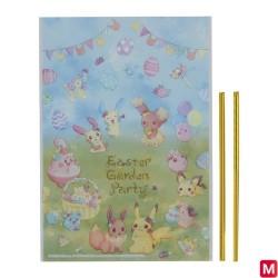Mini Gift Bag Easter Garden Party japan plush