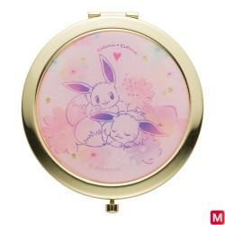 Miroir compact Évoli flowers japan plush