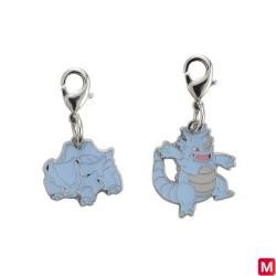 Porte-clé métal Rhinocorne Rhinoféros 111・112