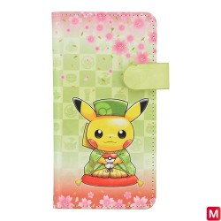 Multi Smartphone Cover Pokémon Sakura and Tea Ceremony japan plush