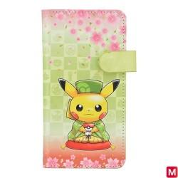 Multi Smartphone Protection Pokémon Sakura et Cérémonie du thé japan plush