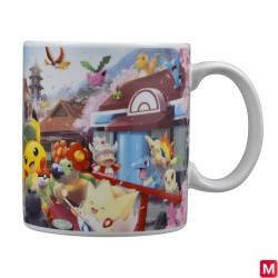 Mug Pokémon Sakura et Cérémonie du thé japan plush