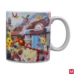 Mug Sakura and Tea Ceremony japan plush