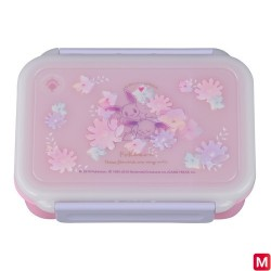 Lunch box Évoli flowers japan plush