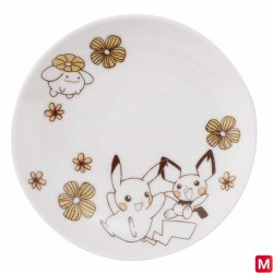 Plate Yellow PM161-257 japan plush