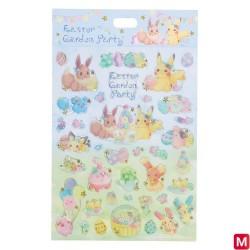 Seal Easter Garden Party japan plush