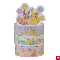 Masking Tape Easter Garden Party japan plush