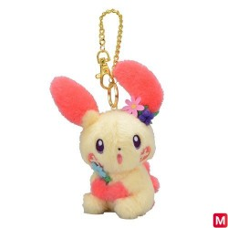 Keychain Plusle Easter 2019 Garden Party japan plush