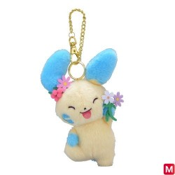 Keychain Minun Easter 2019 Garden Party japan plush