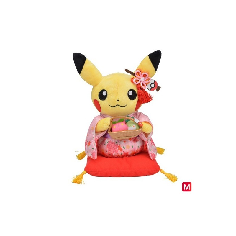 Fantastic Plush Pikachu Sakura Kimono Gmtry Best Dining Table And Chair Ideas Images Gmtryco