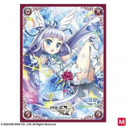 Card Sleeves Million Arthur TCG Official Chaos of the Ruse Blue Magic Alchemist Charger Mage japan plush