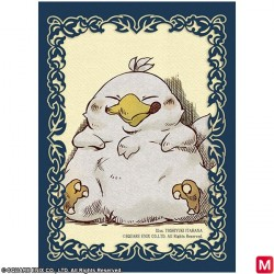 Card Sleeves Chocobo Crystal Round japan plush