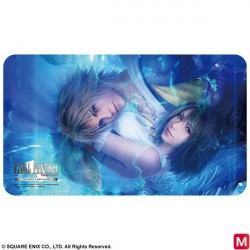 FINAL FANTASY X TRADING CARD GAME Playmat japan plush