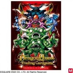 Card Sleeves Dragon Quest Trading Card Game Official Type 003 japan plush