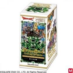 Dragon Quest Evolution of Rudras Trading Card Game Box japan plush