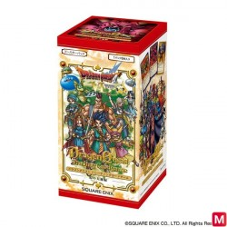 Dragon Quest VI Mythical Earth Trading Card Game Box japan plush