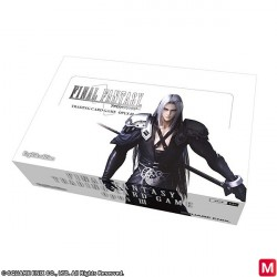 FINAL FANTASY TRADING CARD GAME Opus III Display Box English Ver. japan plush