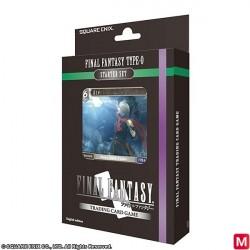 FINAL FANTASY TRADING CARD GAME Starter Set Type 0 English Ver. japan plush