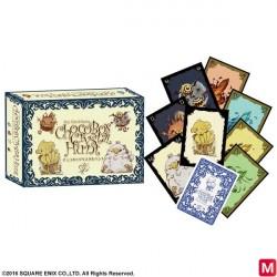 Chocobo's Crystal Hunt Jeux de Cartes Japanese Ver. japan plush