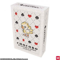 Chocobo Trump Card japan plush