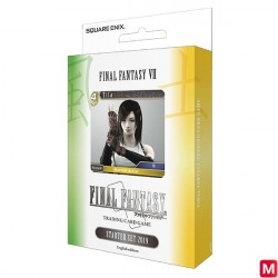 FINAL FANTASY TRADING CARD GAME Starter Deck 2019 Opus VII English Ver. japan plush