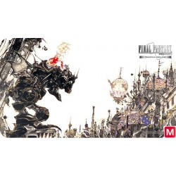 FINAL FANTASY VI TRADING CARD GAME Playmat japan plush