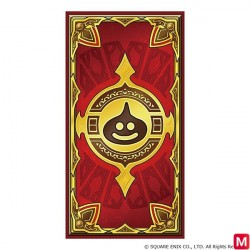 Dragon Quest IX Sentinels Of The Starry Skies Ticket Sleeves L japan plush