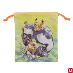 Sac Meltan et Melmetal japan plush