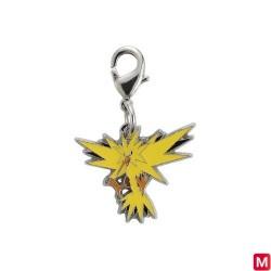 Metal keychain Zapdos 145 japan plush