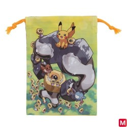 Pocket Meltan Melmetal japan plush