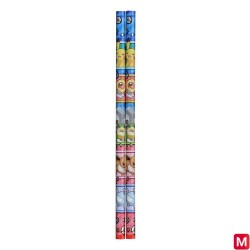 Red and Blue Pencil Meltan Melmetal