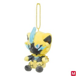Mascot Keychain Pokedoll Plush Zeraora japan plush