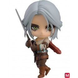 Nendoroid Ciri The Witcher 3: Wild Hunt japan plush