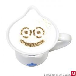Dragon Quest Smile Slime Latte Art Mug Tasse japan plush