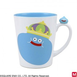 Dragon Quest King Slime Mug Cup japan plush