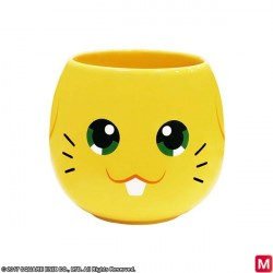 Seiken Densetsu SECRET of MANA Mug Cup Rabbi japan plush
