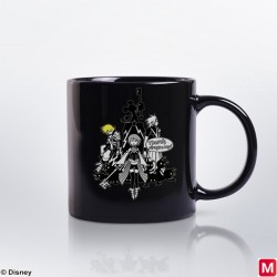 KINGDOM HEARTS Mini Mug Cup BOND japan plush
