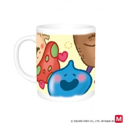 Star Dragon Quest Mug Cup japan plush