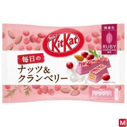Kit Kat Nuts and Cranberry Ruby japan plush