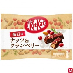 Kit Kat Nuts and Cranberry japan plush