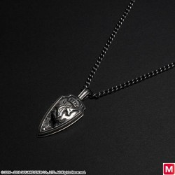 FINAL FANTASY XIV Silver Pendant Unbreakable Bonds japan plush